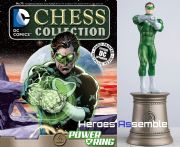 DC Chess Figurine Collection #71 Power Ring Forever Evil Eaglemoss